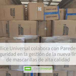 Illice Universal Logistics collaborates with Spanish footwear company Paredes Seguridad