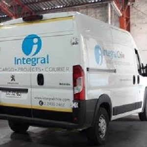 Integral Chile updates their national courier service