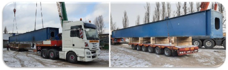 Alphatrans-road freight shipment