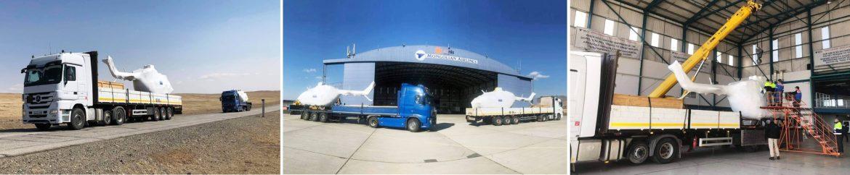 Tuushin LLC-independent freight forwarder