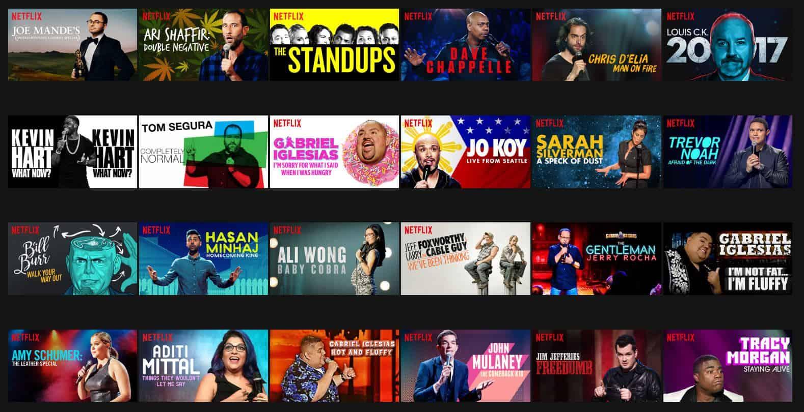 netflix stand up comedians comedy specials. Black Bedroom Furniture Sets. Home Design Ideas