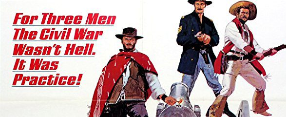 Throwback Thursday Movie: The Good The Bad And The Ugly