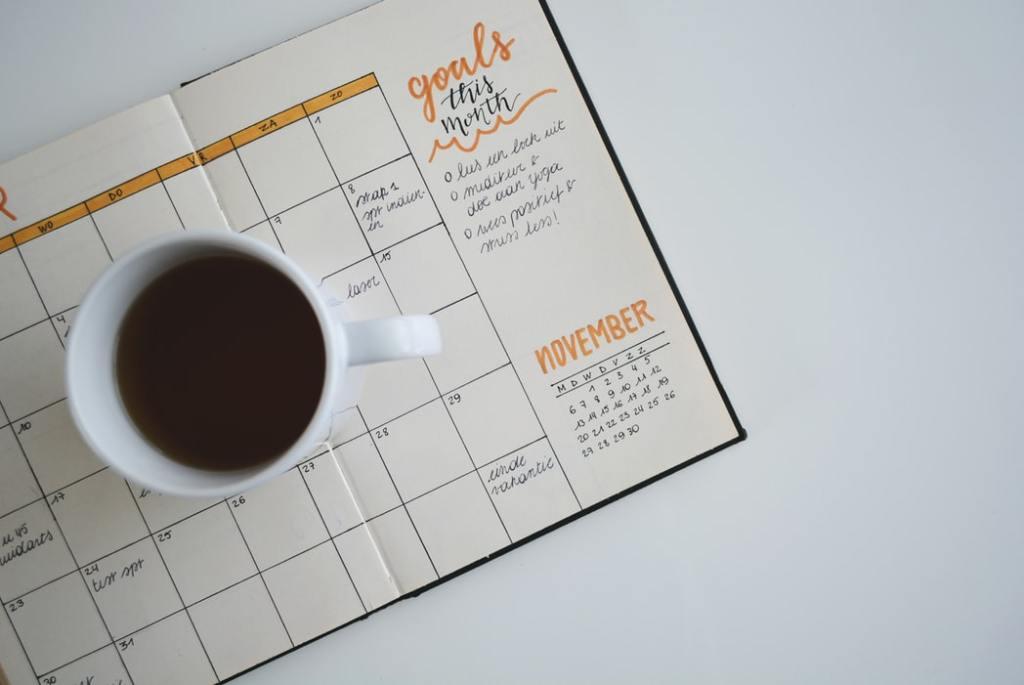 time management agenda