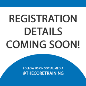 Registration Details Coming Soon