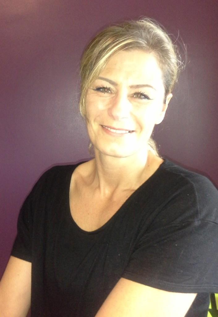 Shaena Charles Pilates instructor