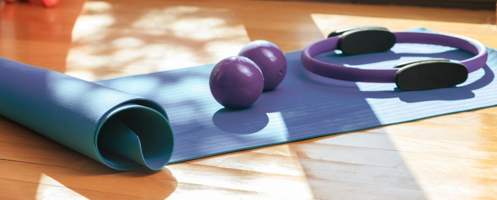 Pilates-equioment-at-the-Core-zone-Middleton-Cheney
