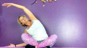 Shaena hosting Zoom Pilates classes
