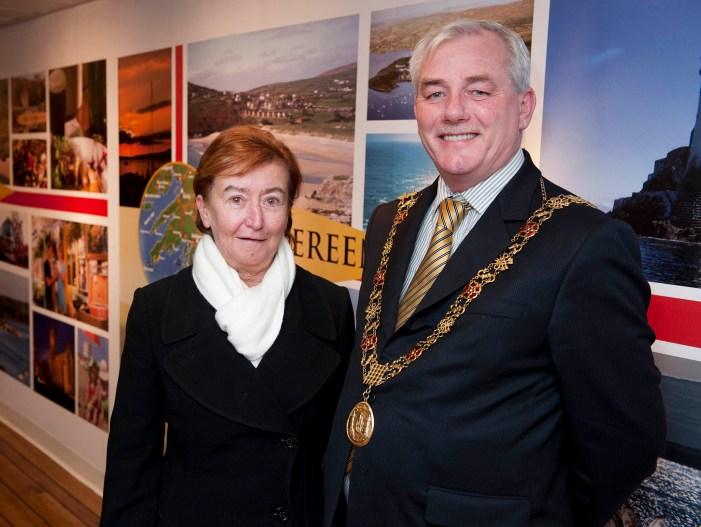 Tourist office opens onboard MV Julia