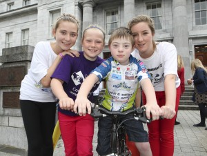Tour de Munster Charity Cycle In aid of Down Syndrome Ireland