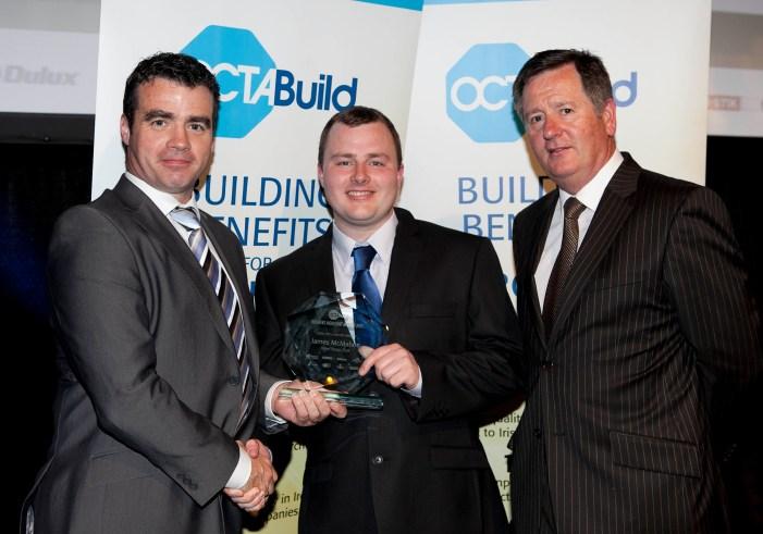 Cork builders merchant wins award in national event