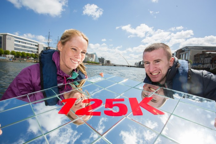 Derval O'Rourke has a message for non-profits