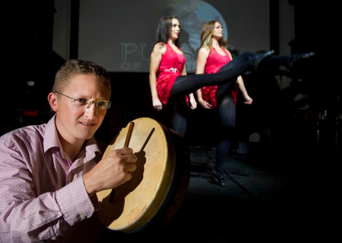Traditional Irish music remains popular in Cork City