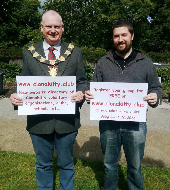 Clonakilty Community website launched