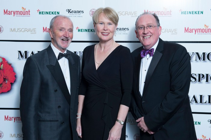 Marymount Hospice Ball takes place in Little Island