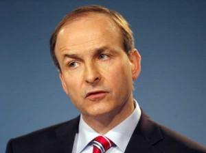 Cork TD Micheál Martin now 7/4 to become Taoiseach