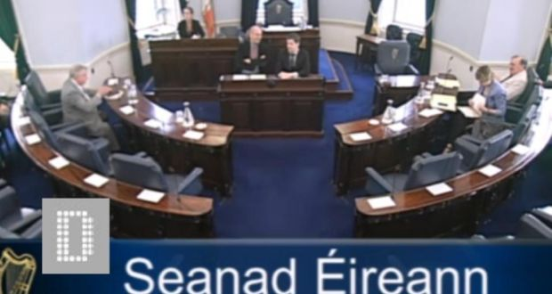 Former Carrigaline Macra member Tim Lombard elected to Seanad