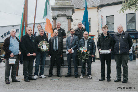 Martin McGuinness remembered at Easter Commemoration – in Clonakilty, West Cork