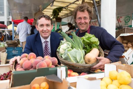 MAHON POINT: Farmers market will take place on TUESDAY'S for summer – in addition to normal THURSDAY'S