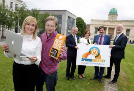 EDUCATION IMPROVES EMPLOYABILITY: CIT and UCC offering Springboard courses for JOBSEEKERS and HOMEMAKERS