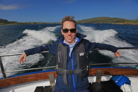 CLONAKILTY: Ryan Tubridy Show to broadcast along Wild Atlantic Way