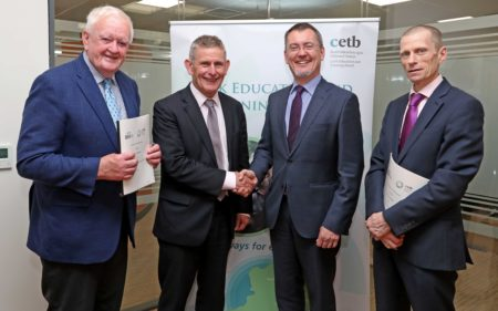 Bord Iascaigh Mhara Partner with Cork Education and Training Board on Accredited Skills Programme for Ireland's Seafood Industry