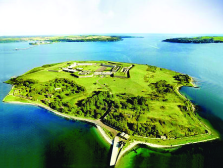 Spike Island celebrates 5 years since its opening as a Tourist Attraction