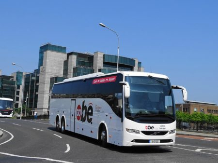 Travel Cork-Dublin for only €9.99 and in just 3 Hours with GoBé