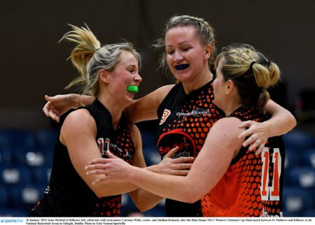 BASKETBALL RECAP: The wait is over! Pyrobel Killester crowned Hula Hoops National Cup champions 2019