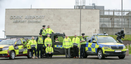 CORK AIRPORT: New Police and Safety Vehicles