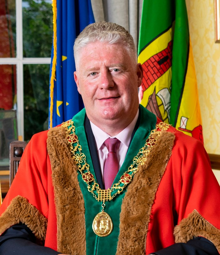 CORK CITY CENTRE: Lord Mayor's Civic and Community & Voluntary Awards Night