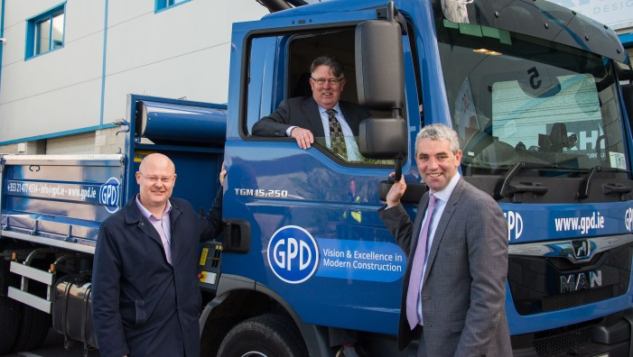 Cork Property Developer 'GPD' expands