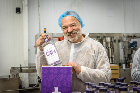 What's the story with Graham Norton's Gin?