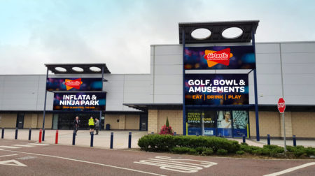 Another nail in coffin of Cork City Centre? out-of-town bowling opens in Little Island with free parking