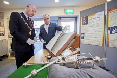 1920 was a historic pivotal year for Cork City, so 2020 will be a year of commerations
