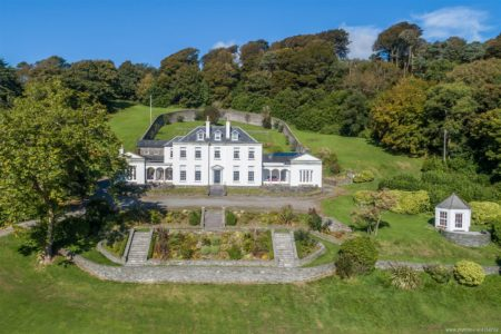 VIDEO: Check out this €3.8m 'Millionaires Row' property in Glandore, West Cork called 'Stone Hall'