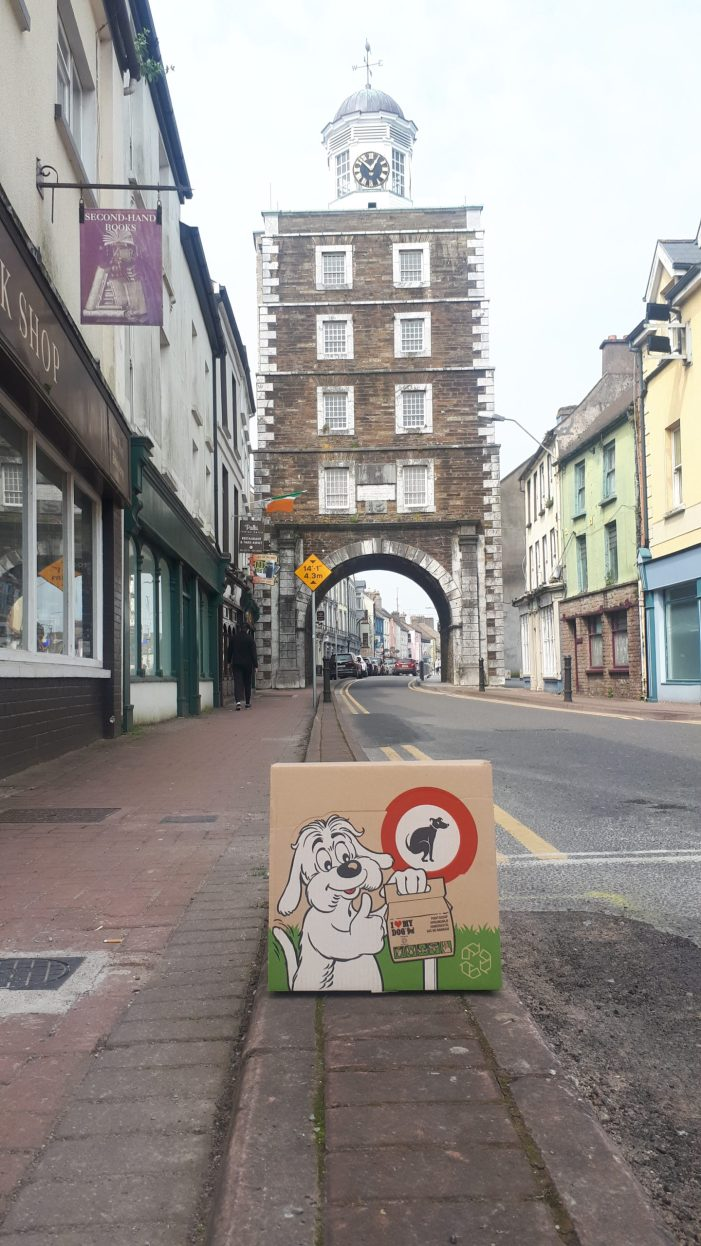 Novel Plan to Combat Dog Fouling in Youghal
