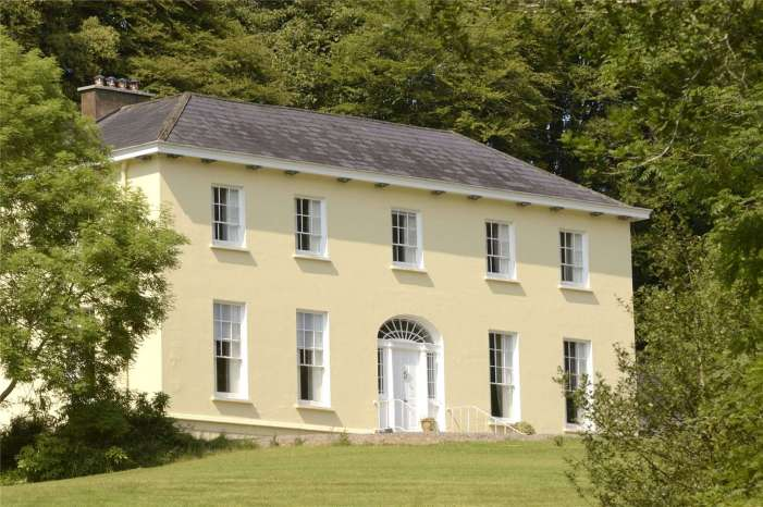PROPERTY FOR SALE: €1.75 million Cork mansion you've never heard of – Glendooneen House, near Kinsale, West Cork