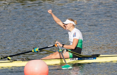 SPORT: Rowing Champion Sanita Pušpure named as 'Cork Person of the year 2020' #CPOTY2020 #CPOTY @Cork_POTY