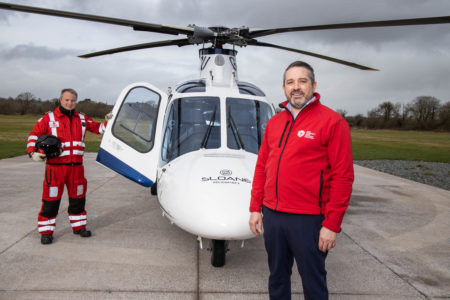 Cork based Air Ambulance does almost 500 jobs during first full year @ICRROfficial @MichealSheridan