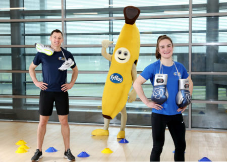 SPORT: Kellie Harrington and David Gillick will be eVisiting Schools from now 'til Summer
