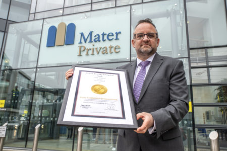 Private Hospital in Cork wins international quality award @MaterCork @MaterPrivate