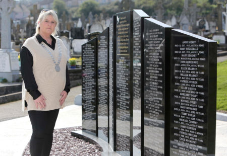 EAST CORK NEWS: Mayor visits unmarked graves in Youghal