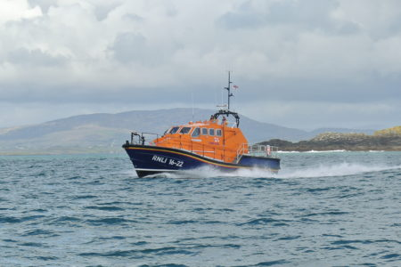 BUSY LIFEBOAT: Baltimore, West Cork RNLI launch on back to back calls