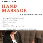 hand massage adoption