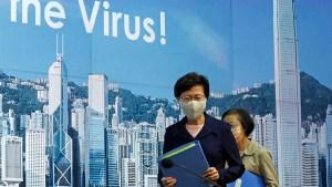 Hong Kong Delays Elections For A Year, Citing Coronavirus Pandemic