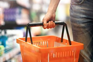 Canadian supermarket employee filmed cleaning shopping baskets with own spit