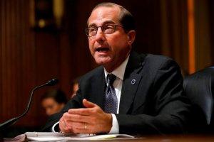 U.S. health chief to visit Taiwan amid the coronavirus pandemic, likely angering China