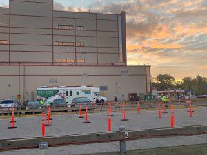 New COVID-19 mobile test site opens in Winnipeg