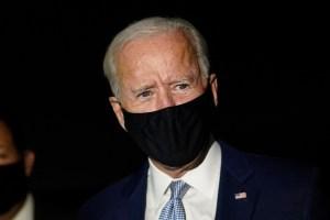 Joe Biden says he would mandate mask use on federal property