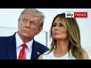 BREAKING: President Trump and First Lady test positive for COVID-19